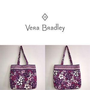 Vera Bradley Vintage Tote Bag